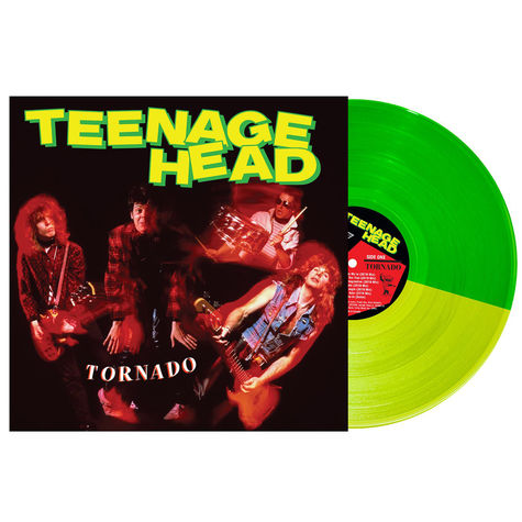 Teenage Head: Tornado (Deluxe) (LP)