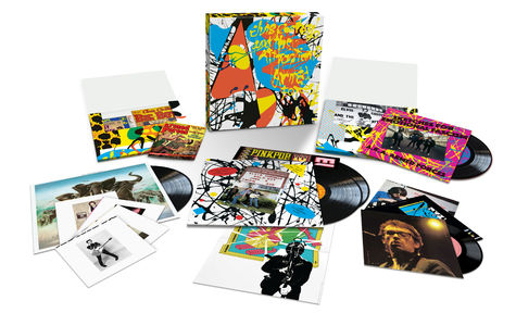 Elvis Costello: Armed Forces (Super Deluxe 9LP Black)