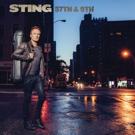 Sting: 57th & 9th (Super Deluxe CD+DVD)