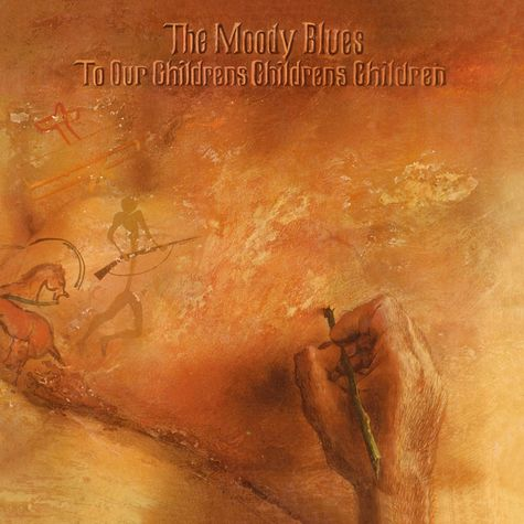 The Moody Blues: To Our Children's Children's Children (LP)