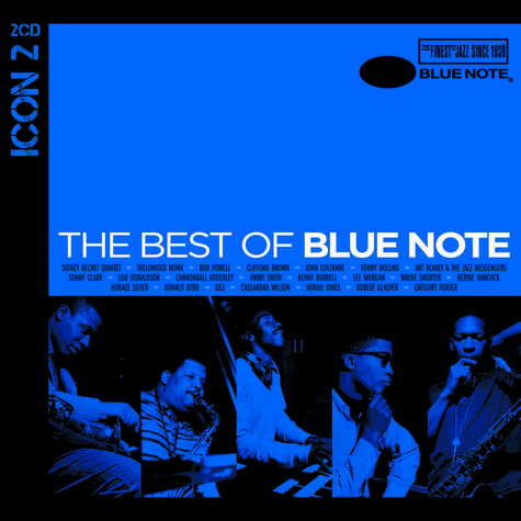 Various Artists: Icon: The Best of Bluenote (2CD)
