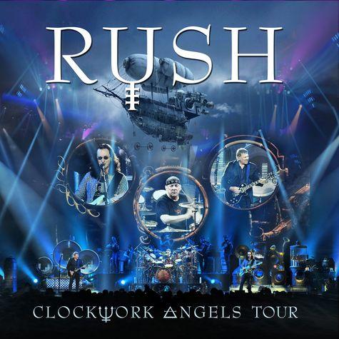 Rush: Clockwork Angels Tour (3CD)