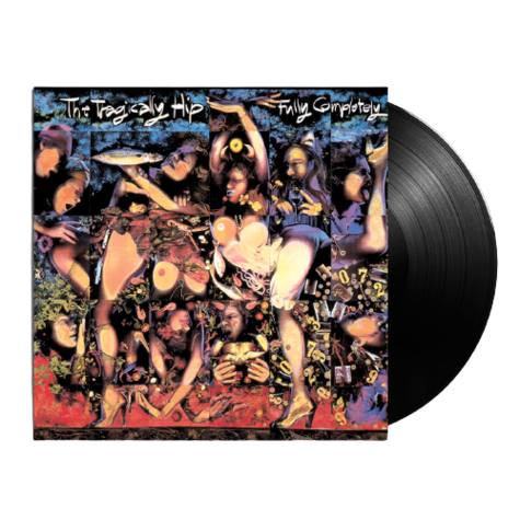 The Tragically Hip: Fully Completely (LP)