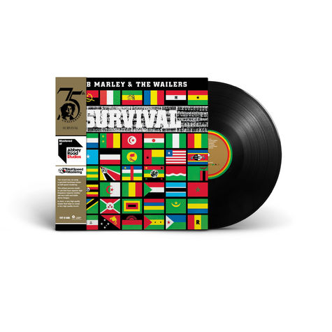 Bob Marley and The Wailers: Survival (Half-Speed Mastered LP)