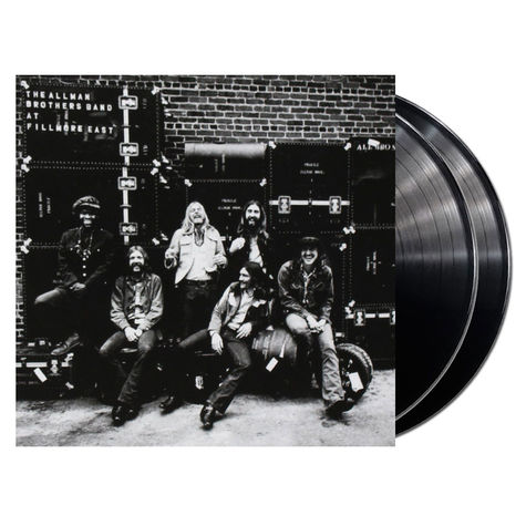 The Allman Brothers Band: At The Filmore East (2LP)