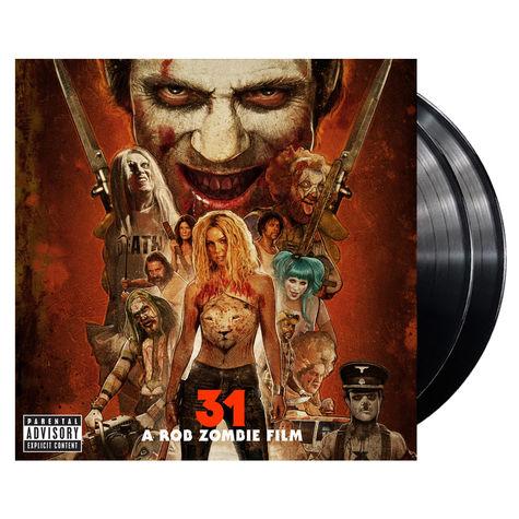 Rob Zombie: 31 (2LP)