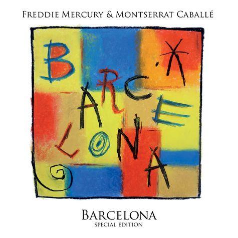 Freddie Mercury: Barcelona