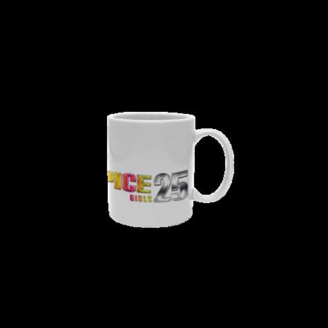Spice Girls: Spice 25 Mug