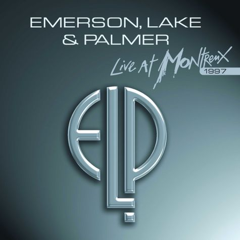 Emerson, Lake & Palmer: Live at Montreaux 1997 (2CD)