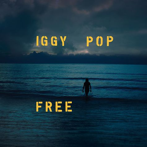 Iggy Pop: Free (CD)