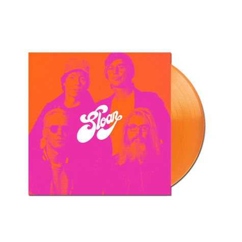 Sloan: 12 (Orange Vinyl)