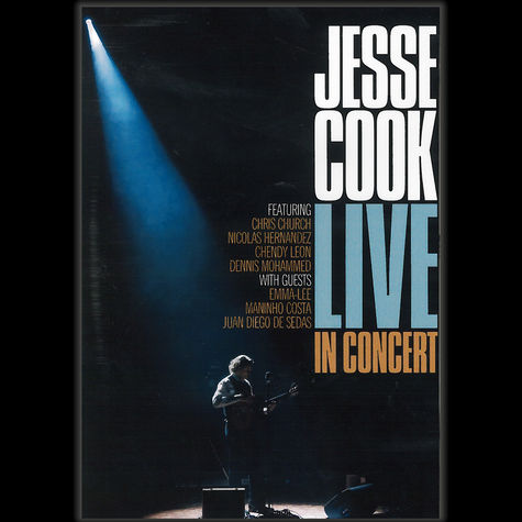 Jesse Cook: Jesse Cook Live in Concert
