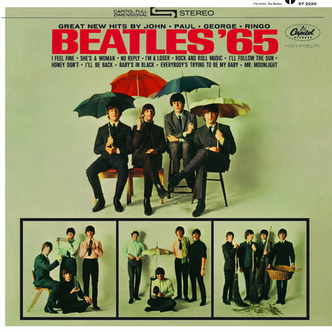 The Beatles: Beatles 65' (USA Version)