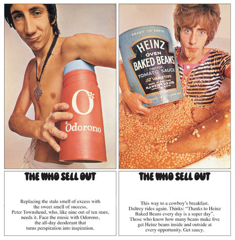 The Who: The Who Sell Out (2LP)