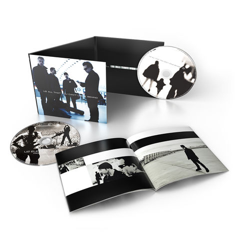 U2: All That You Can't Leave Behind (20th Anniversary) (Deluxe 2CD)