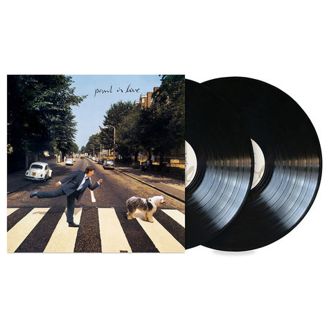 Paul McCartney: Paul is Live (2LP)