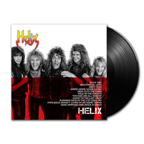 Helix: Icon (LP)