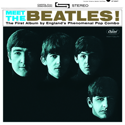 The Beatles: Meet The Beatles (USA Version)