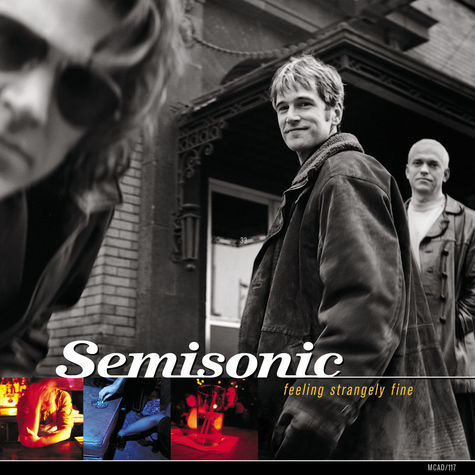 Semisonic: Feeling Strangley Fine (20th Anniversary) (CD)