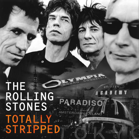The Rolling Stones: Totally Stripped (DVD/CD)