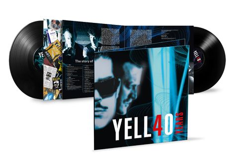 Yello: YELL40 YEARS (2LP)