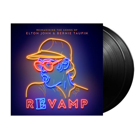Various Artists: Revamp: Reimagining The Songs Of Elton John & Bernie Taupin