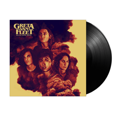Greta Van Fleet : Black Smoke Rising (12