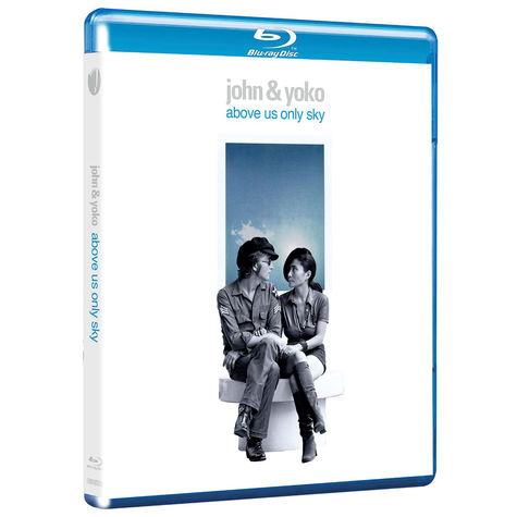 John Lennon and Yoko Ono: Above Us Only Sky (BLU-RAY)