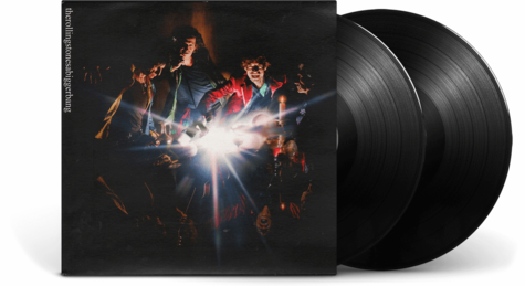 The Rolling Stones: A Bigger Bang 2LP(180g Pressing)