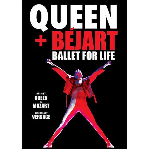 Queen & Bejart: Ballet For Life (DVD)