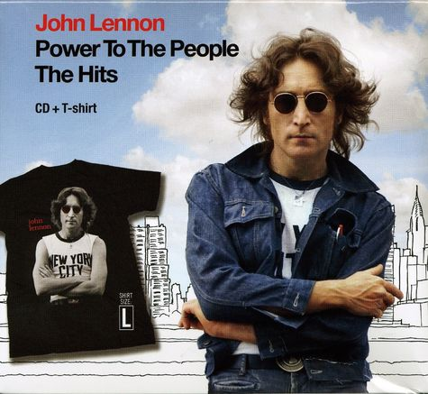 John Lennon: Power To The People: Hits