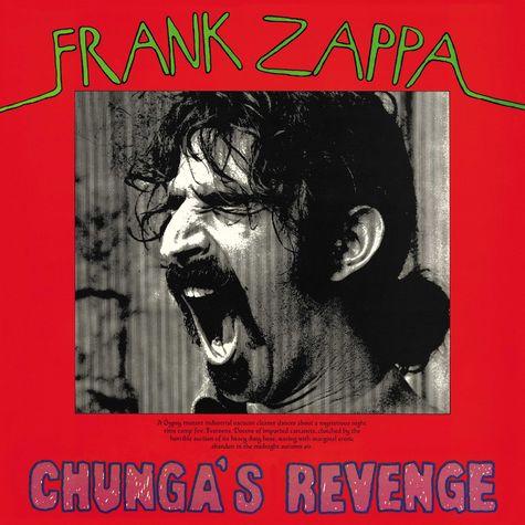 Frank Zappa: Chunga's Revenge (LP)