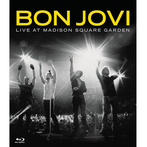 Bon Jovi: LIVE AT MADISON SQUARE(BR)