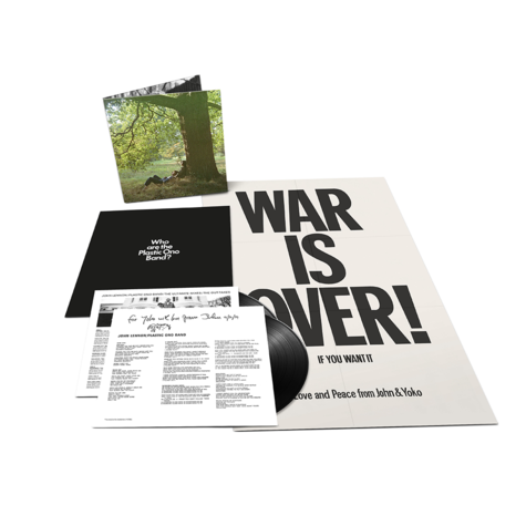 John Lennon: Plastic Ono Band (The Ultimate Mixes) (Deluxe 2LP)