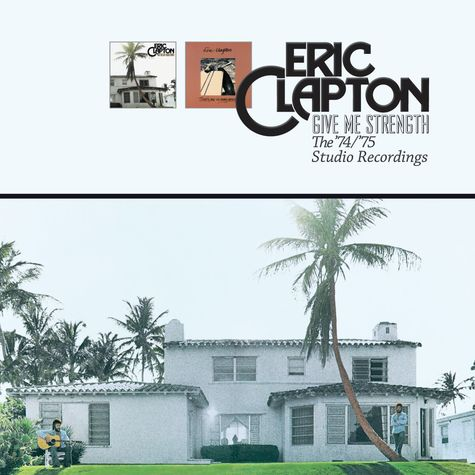 Eric Clapton: Give Me Strength: The 74/75 Studio Recordings (5 CD + Blu-Ray Audio)