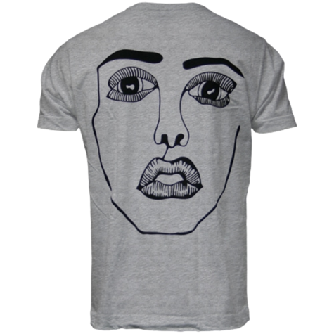Disclosure: The Face: Grey + Black Tee