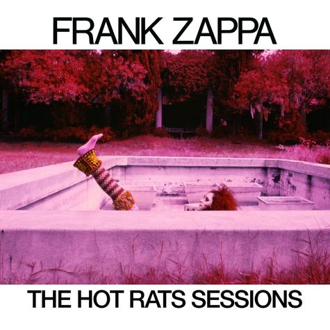 Frank Zappa: Hot Rats (50th Anniv) (6CD)