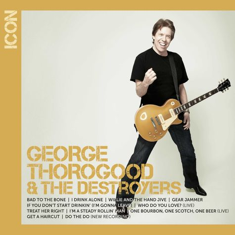 George Thorogood: Icon (CD)