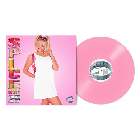 Spice Girls: Spice (25th anniversary) (Baby Pink)
