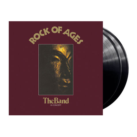The Band: Rock Of Ages (2LP)