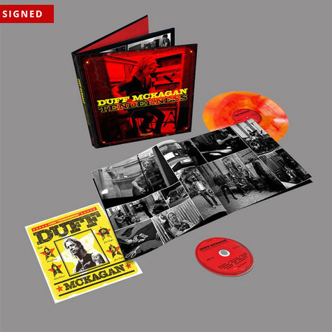 Duff McKagan: Tenderness Deluxe LP+CD