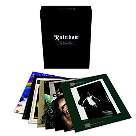 Rainbow: Rainbow: Studio Albums Boxed Set (8LP BOX SET)