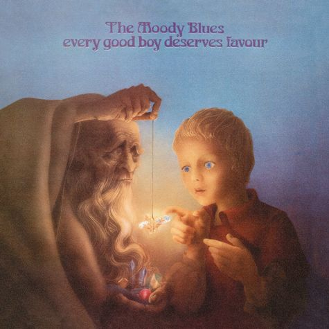 The Moody Blues: Every Good Boy Deserves Favour (LP)