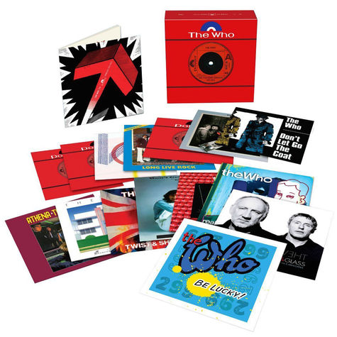 The Who: Volume 4: The Polydor Singles 1975-2015 (15x7