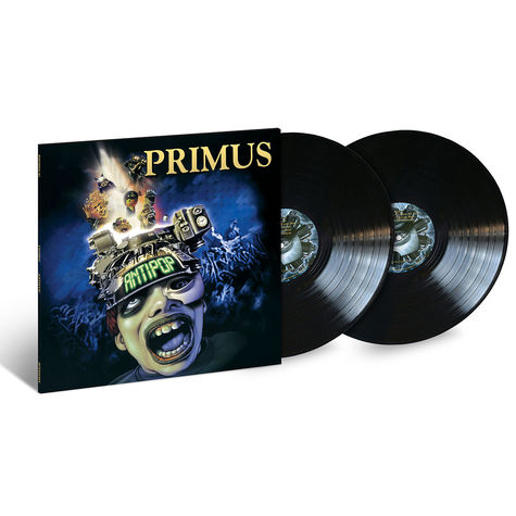 Primus : Antipop (2LP)