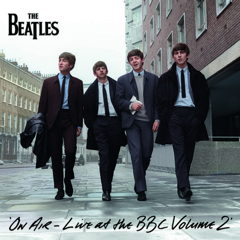 The Beatles: On Air -  Live At The BBC: Volume 02