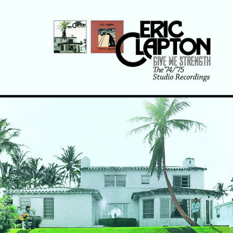 Eric Clapton: Give Me Strength: The 74/75 Studio Recordings (Limited 3 LP Box Set)