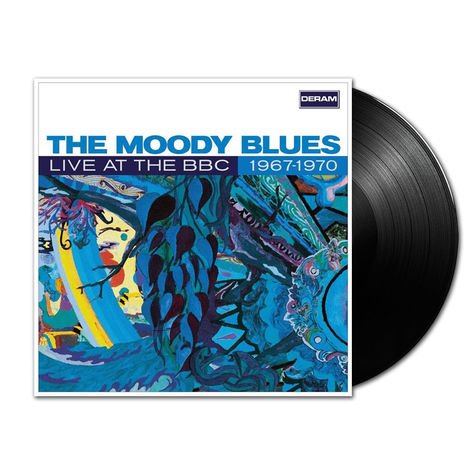 The Moody Blues: Live At The BBCB 1967-70 (3LP)