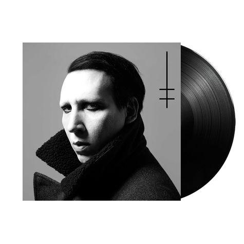 Marilyn Manson: Heaven Upside Down (LP)
