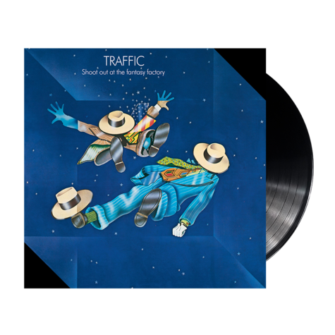 Traffic: Shoot Out at The Fantasy Factory (LP)